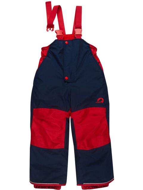 Finkid Toope - Pantalon long Enfant - rouge/bleu